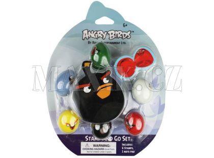 Angry Birds Razítka 6-pack