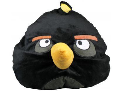 Angry Birds Relaxační polštář - Černá