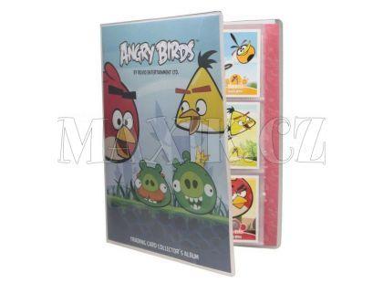 Angry Birds Sběratelské album na karty