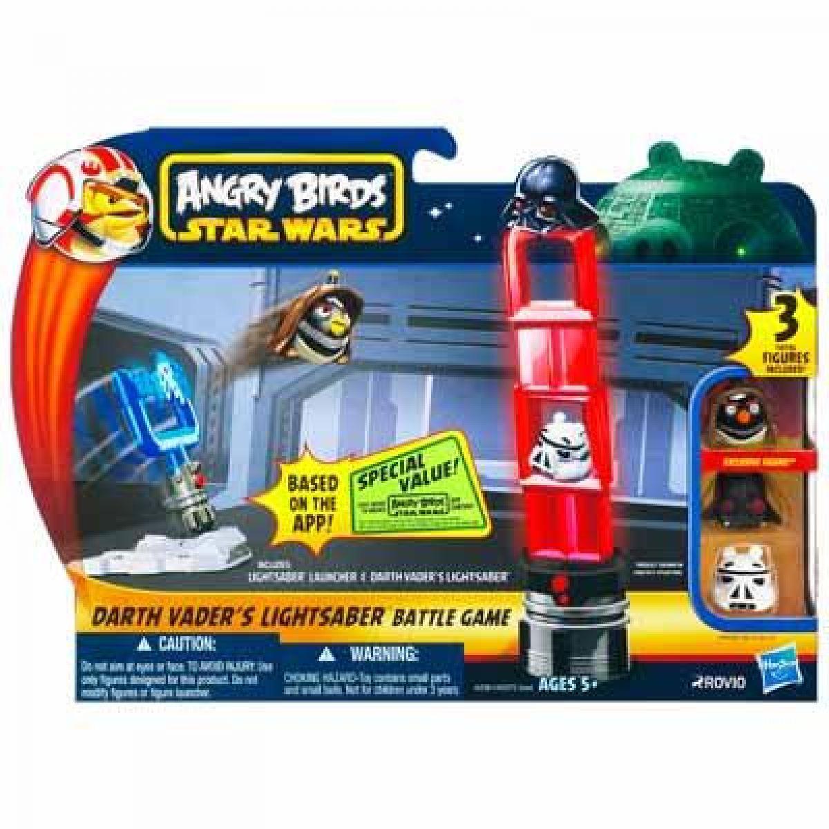 Angry Birds Star Wars Sestřelení vesmírné stavby Hasbro