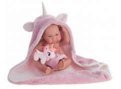 Antonio Juan 50086 Nica realistická panenka miminko s celovinylovým tělem 42 cm