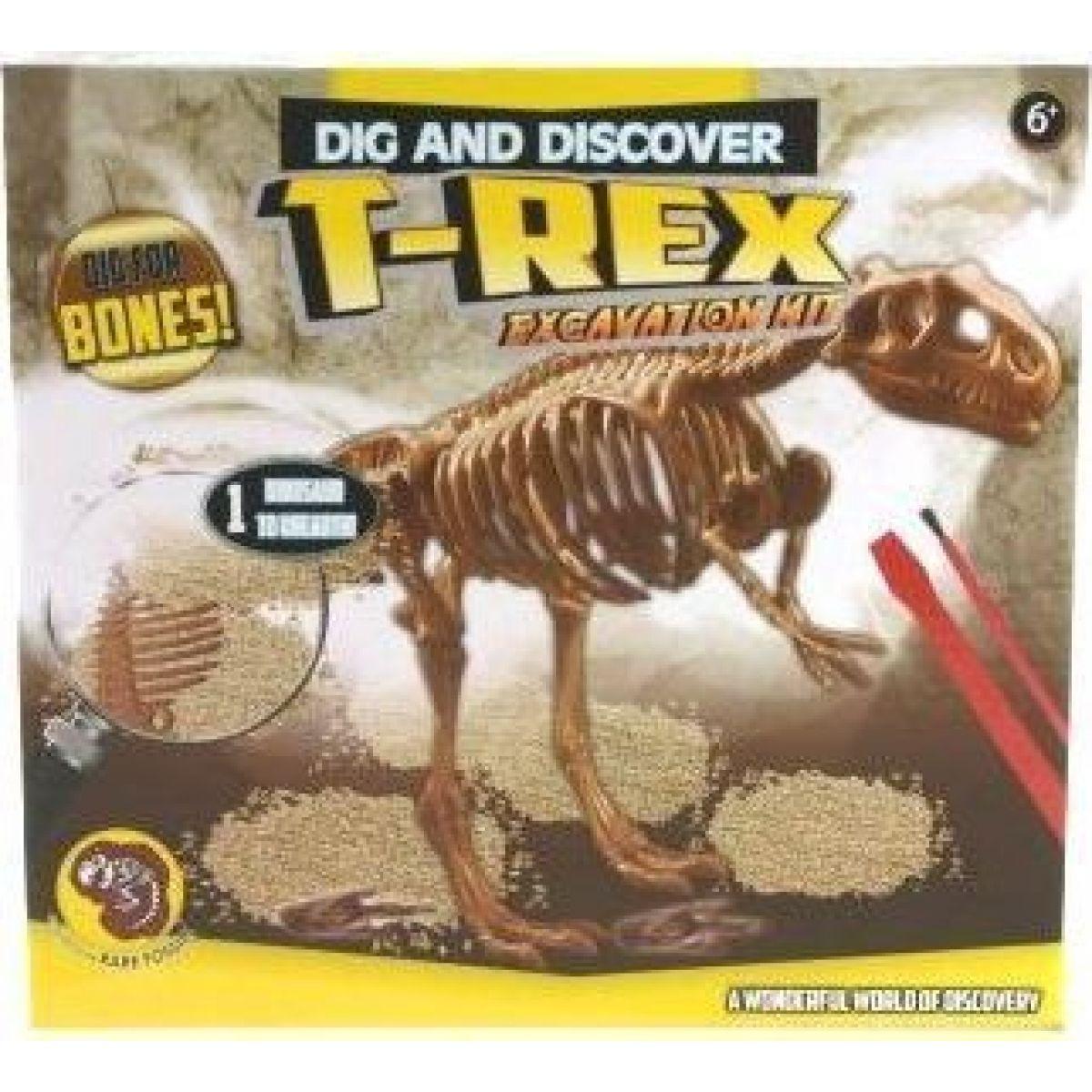 Archeologické tesání- T-Rex
