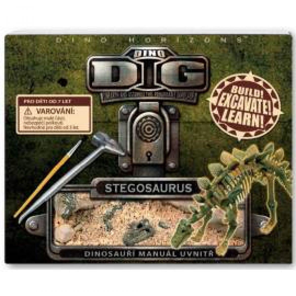 Archeologie - Stegosaurus Dino horizons D4384