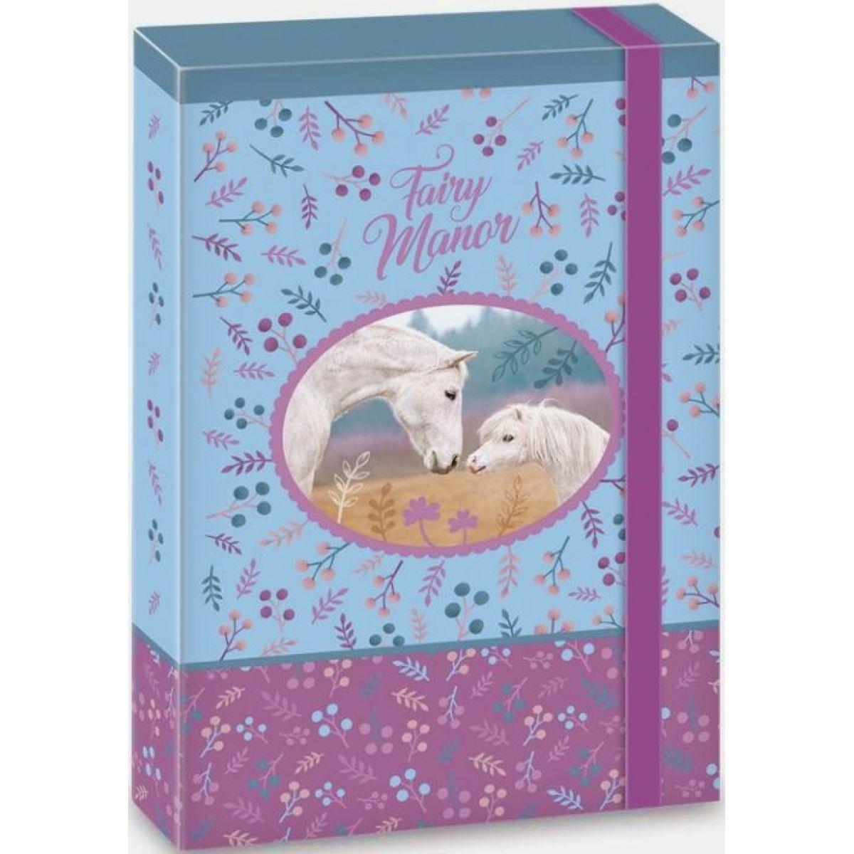 Ars Una Box na sešity Fairy Manor 18 A5