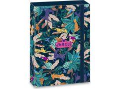 Ars Una Box na sešity Jungle A4