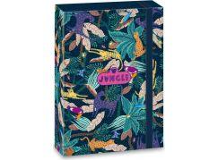 Ars Una Box na sešity Jungle A5
