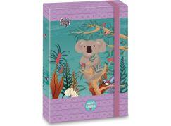 Ars Una Box na sešity Kirra Koala A4