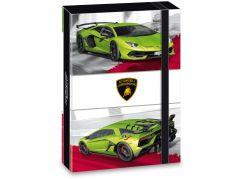Ars Una Box na sešity Lamborghini 20 A4