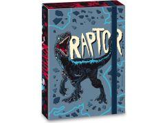 Ars Una Box na sešity Raptor A4