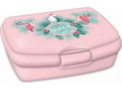 Ars Una Box na svačinu Pink Flamingo