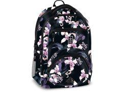 Ars Una Ergonomický školní batoh Orchideje