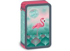 Ars Una Penál Pink Flamingo dvoupatrový