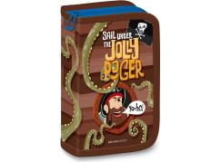 Ars Una Penál Pirát Jolly Roger plněný