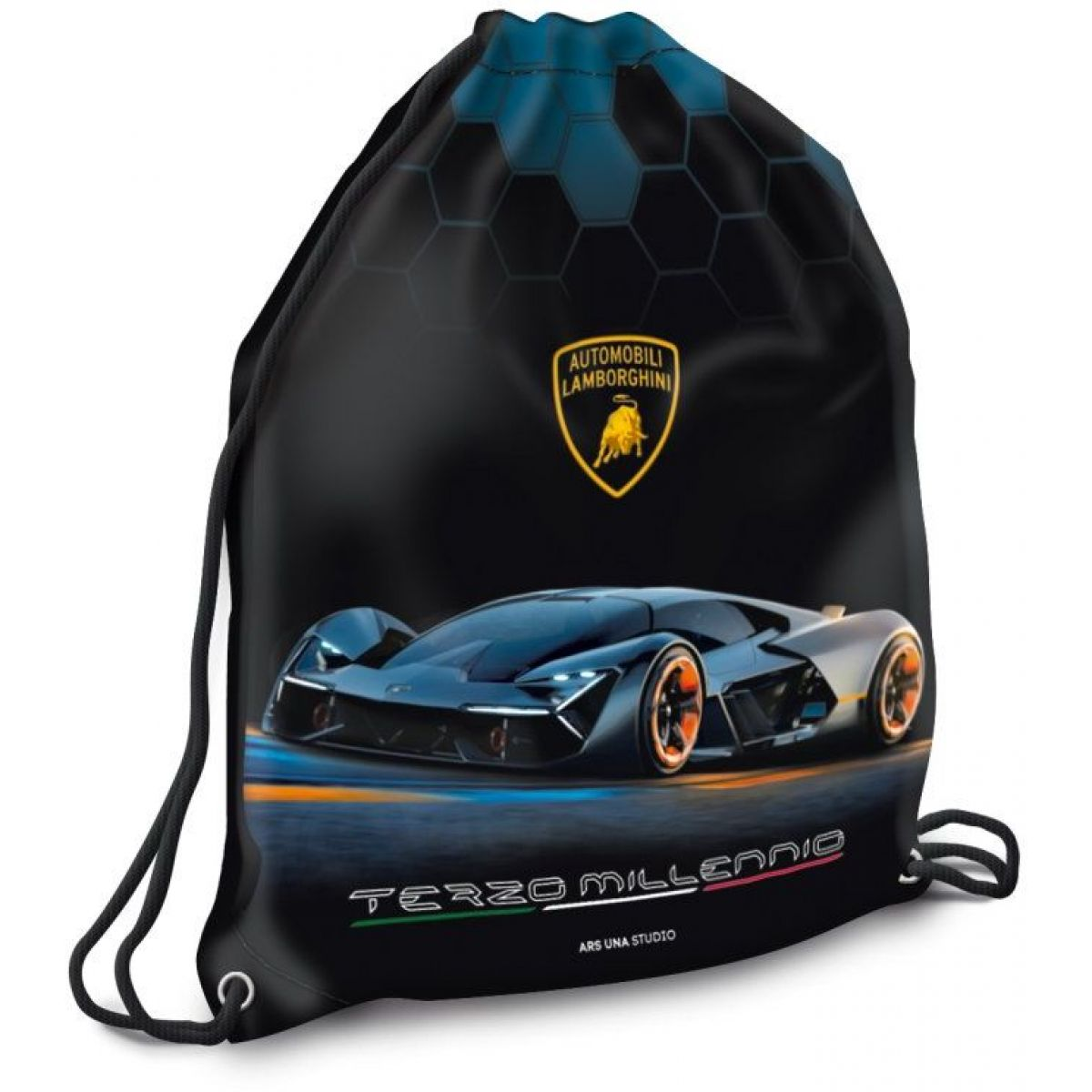 Ars Una Sáček na přezůvky Lamborghini 19