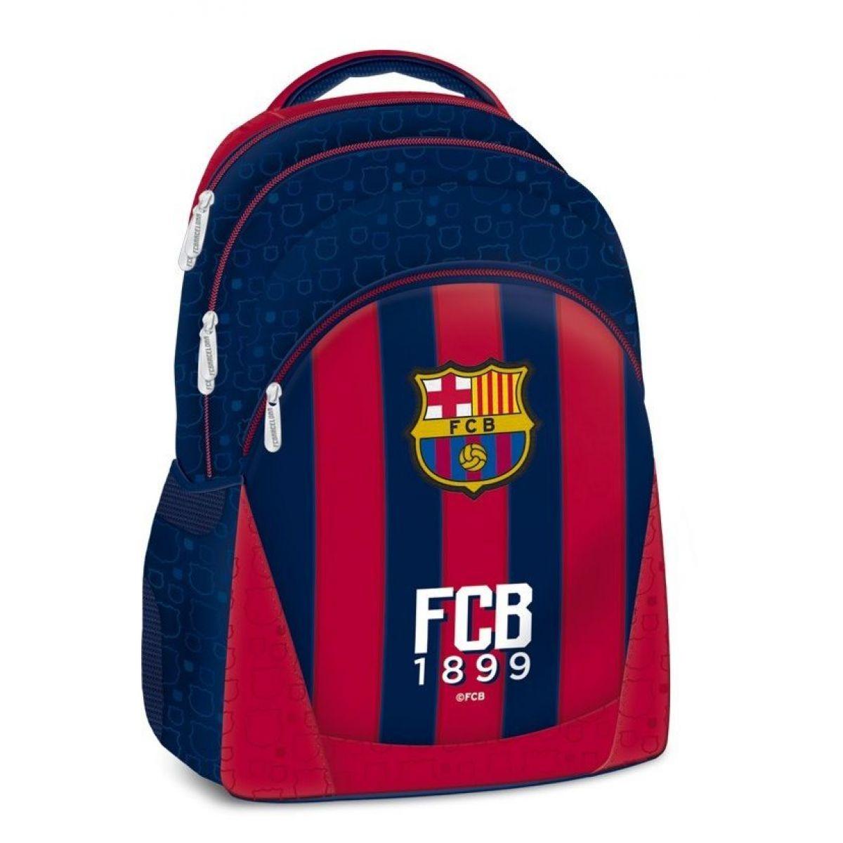 Ars Una Školní batoh FC Barcelona 3 komorový