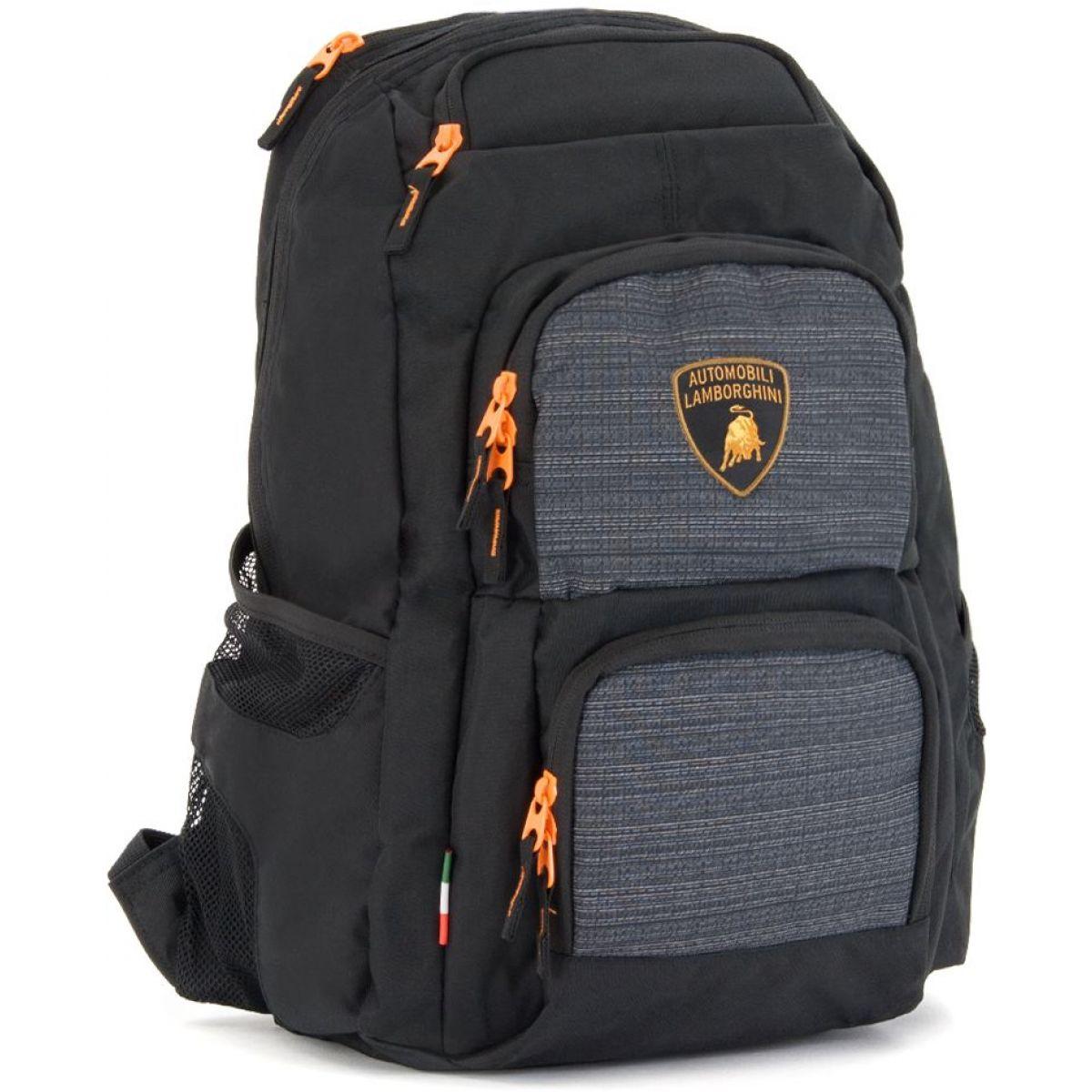 Ars Una Školní batoh Lamborghini