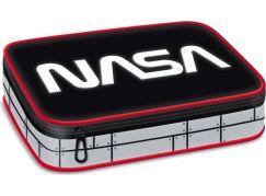 Ars Una Školní penál NASA černý