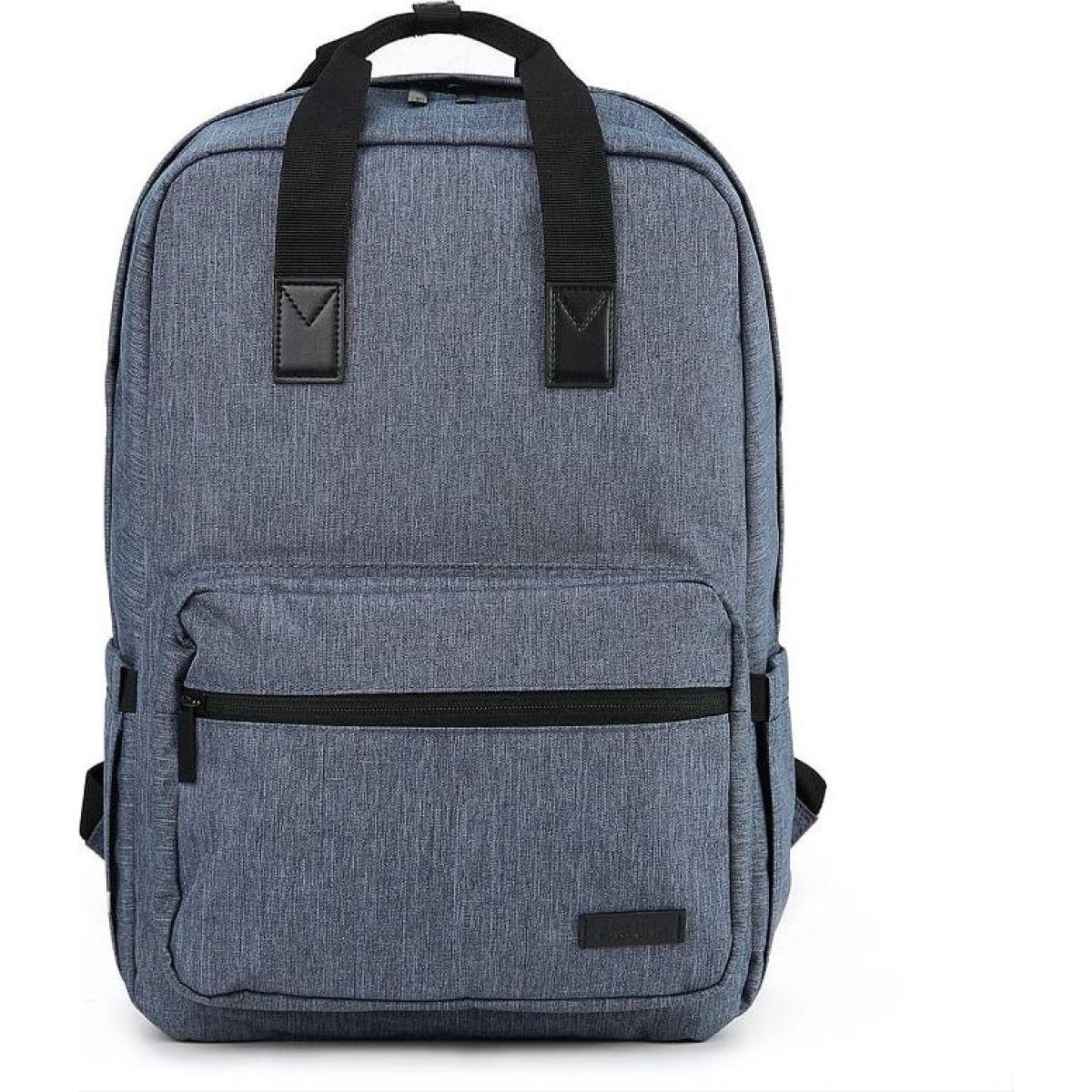 Ars Una Studentský batoh AU-8 modrý