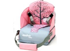 Asalvo Anywhere booster nordic pink