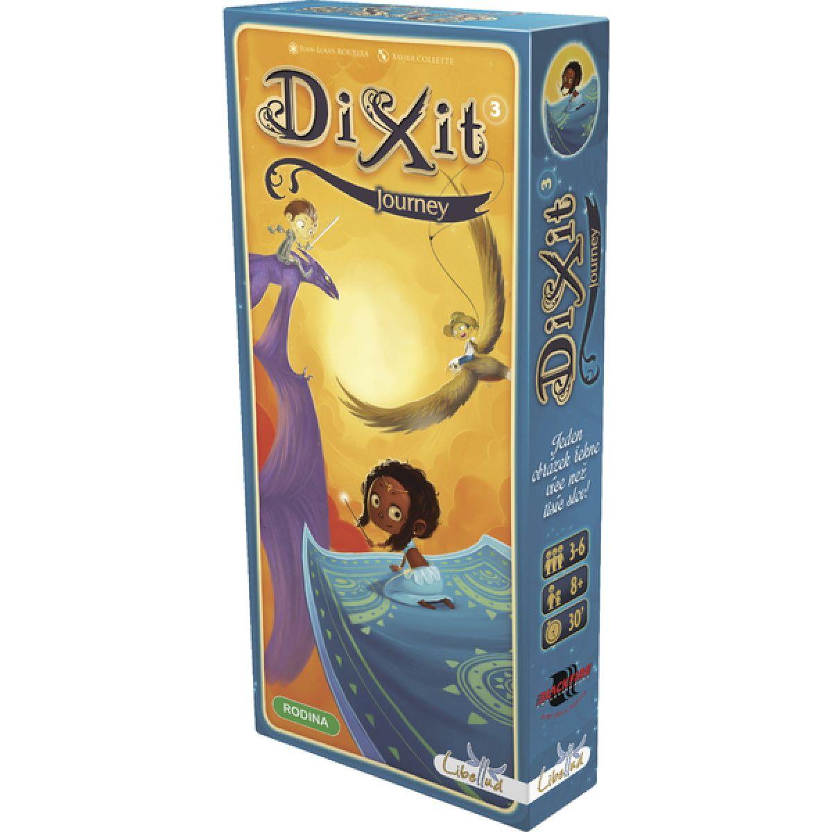 Asmodee Dixit 3 rozšíření