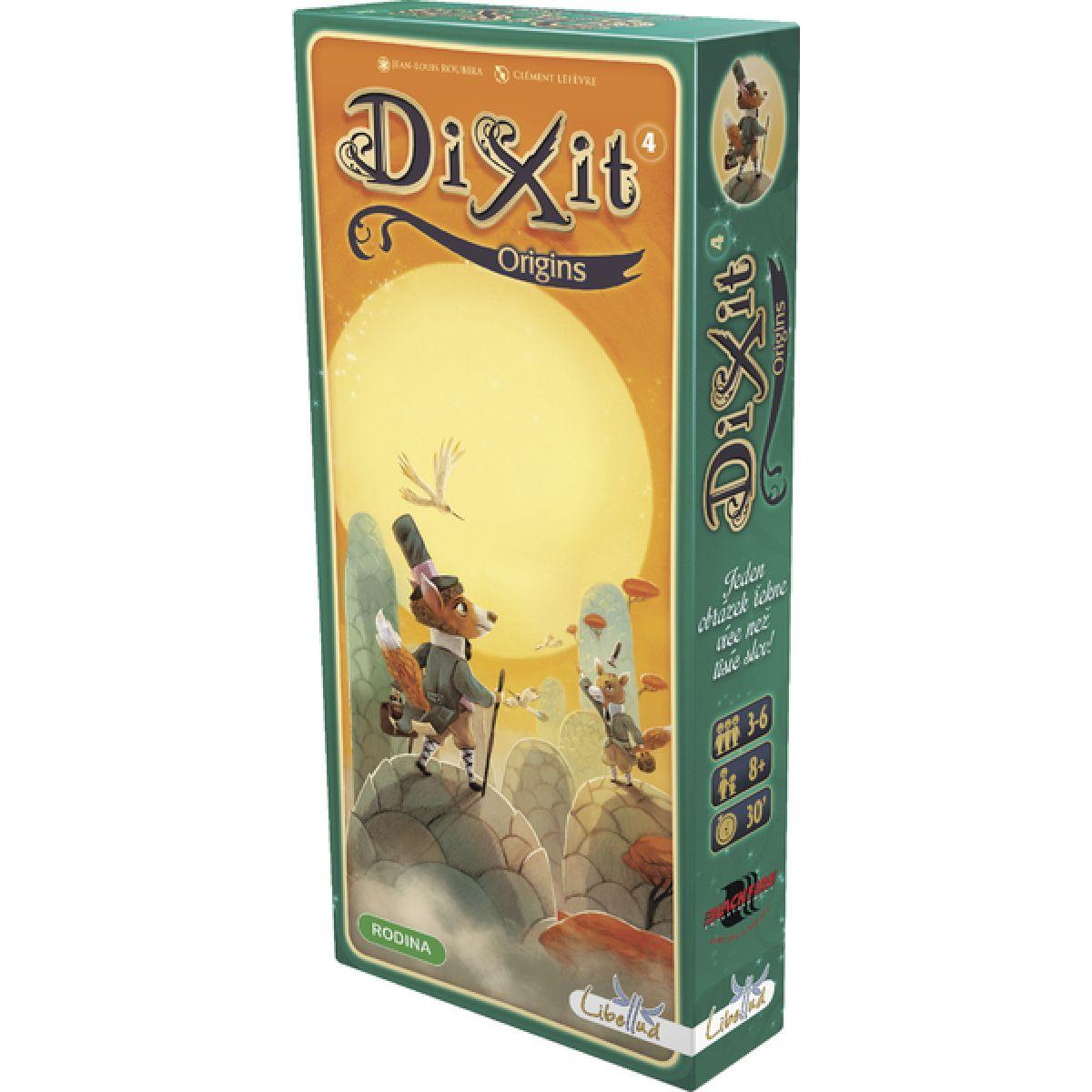 Asmodee Dixit 4 rozšíření
