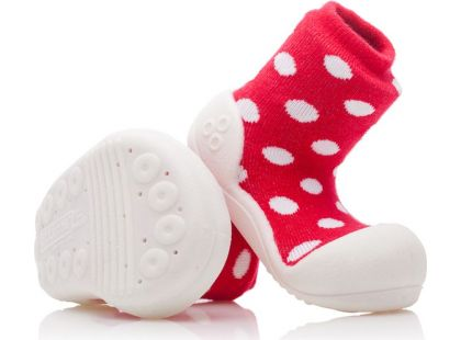 Attipas Polka Dot Red - Euro 20