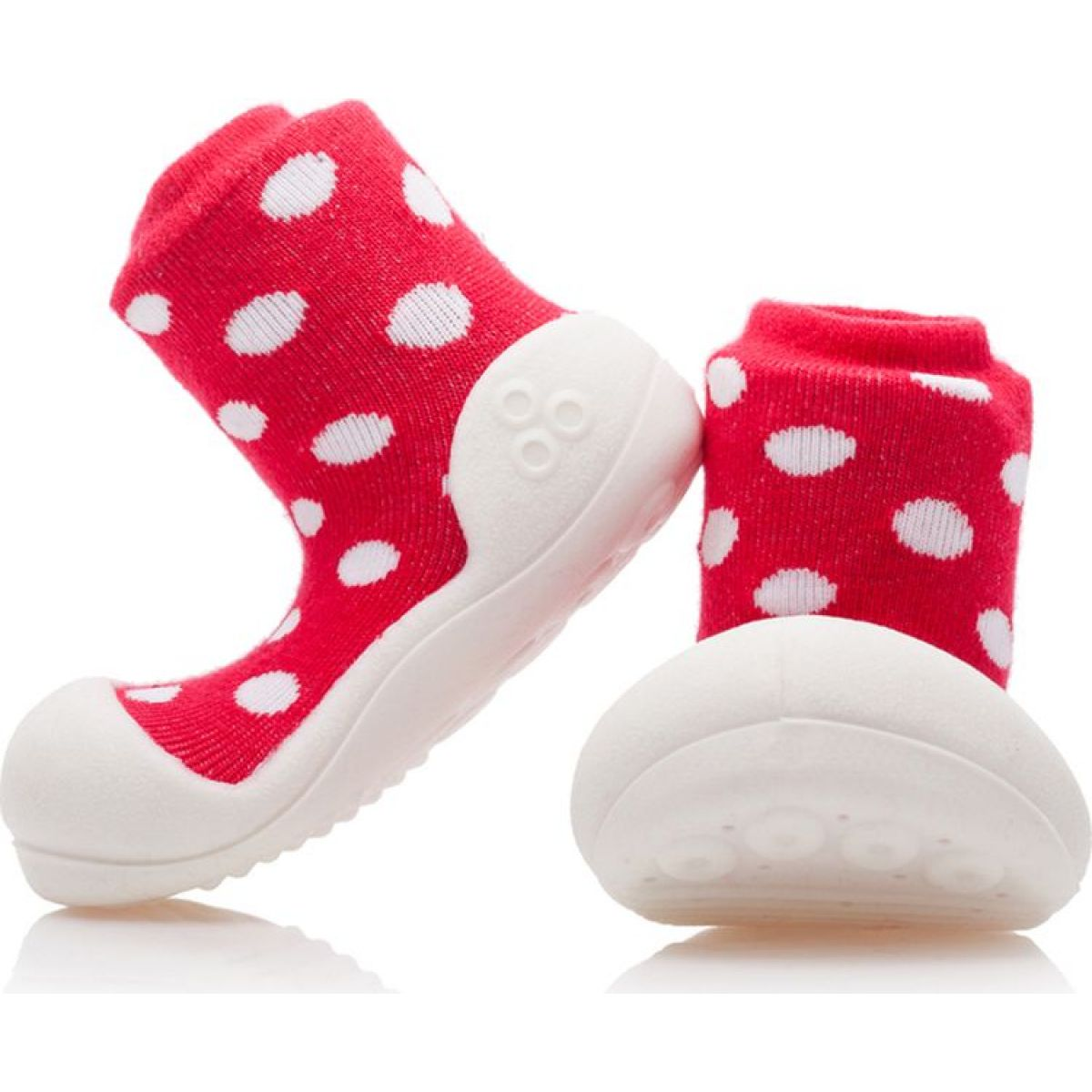 Attipas Polka Dot Red - Euro 21,5