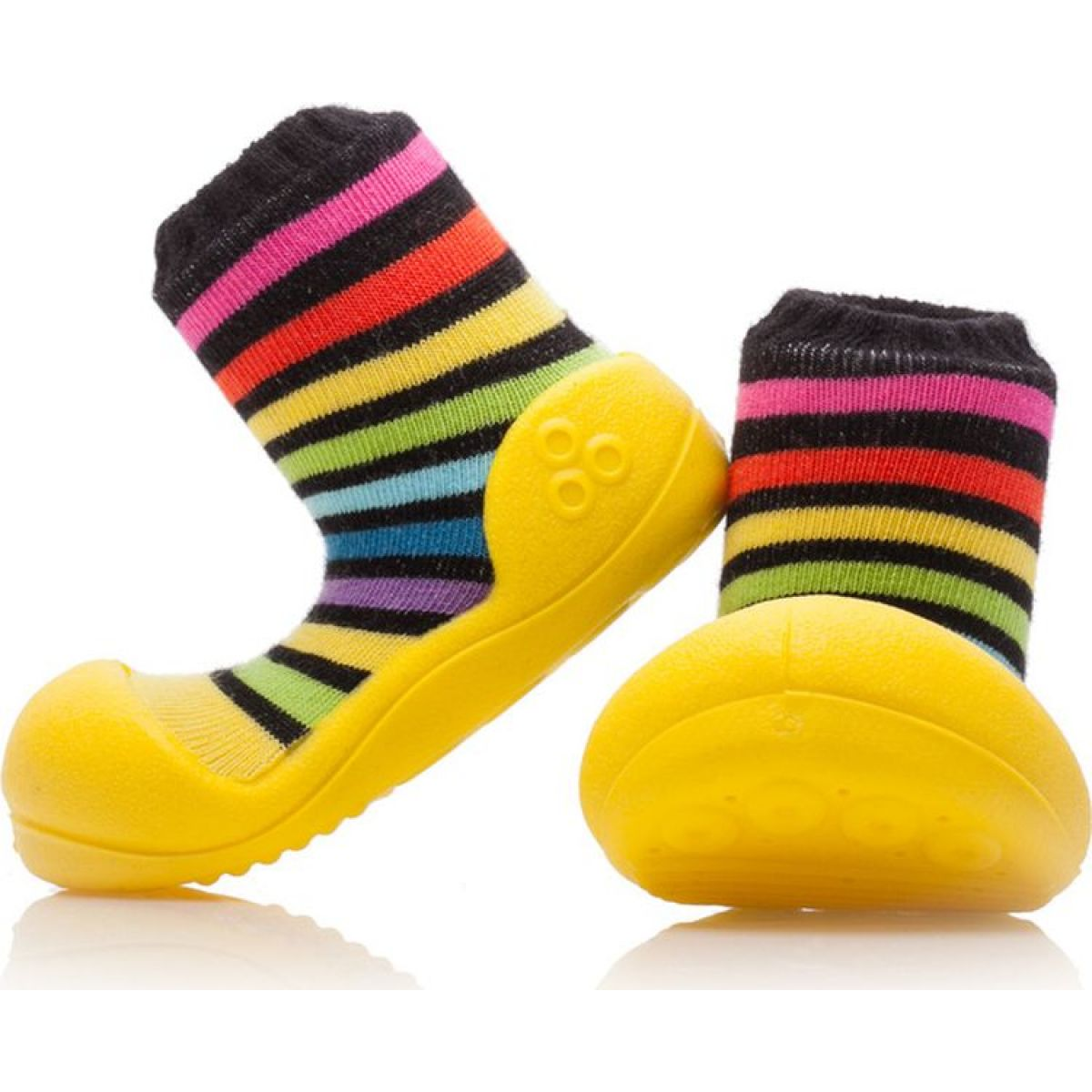 Attipas RainBow Yellow - Euro 25,5