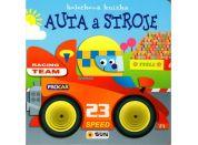 Auta a stroje-kolečková knížka leporelo