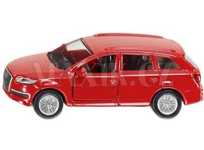 Autíčko Audi Q7 SIKU 1429 - Červená