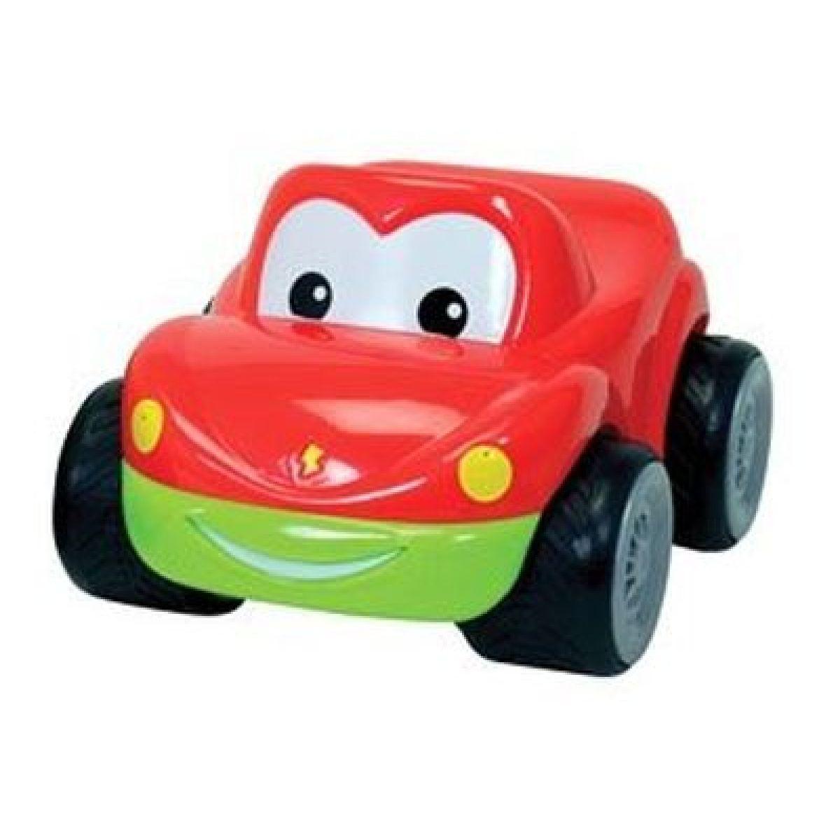 Autíčko pro nejmenší 2v1 - Červená