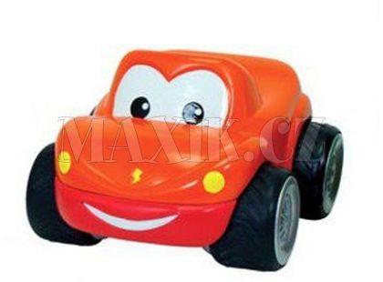 Autíčko pro nejmenší 2v1 - Oranžová