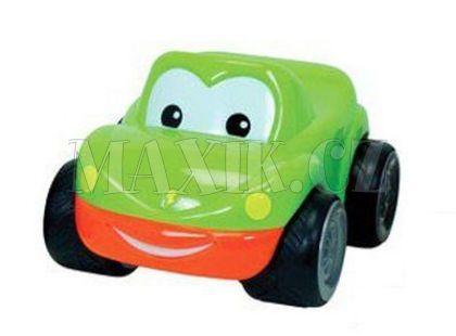 Autíčko pro nejmenší 2v1 - Zelená