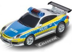 Auto Carrera GO 64174 Porsche 911 GT3 Polizei