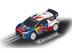 Auto k autodráze Carrera GO 64155 Citroën DS3 WRC St.Lefebvre