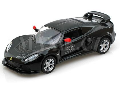 Auto Lotus Exide 1:32 13 cm na zpětné natažení - Černá
