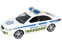 Auto Městská policie CZ design s českým hlasem
