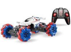 Auto Moon Rover RC na dálkové ovládání 35 cm červený