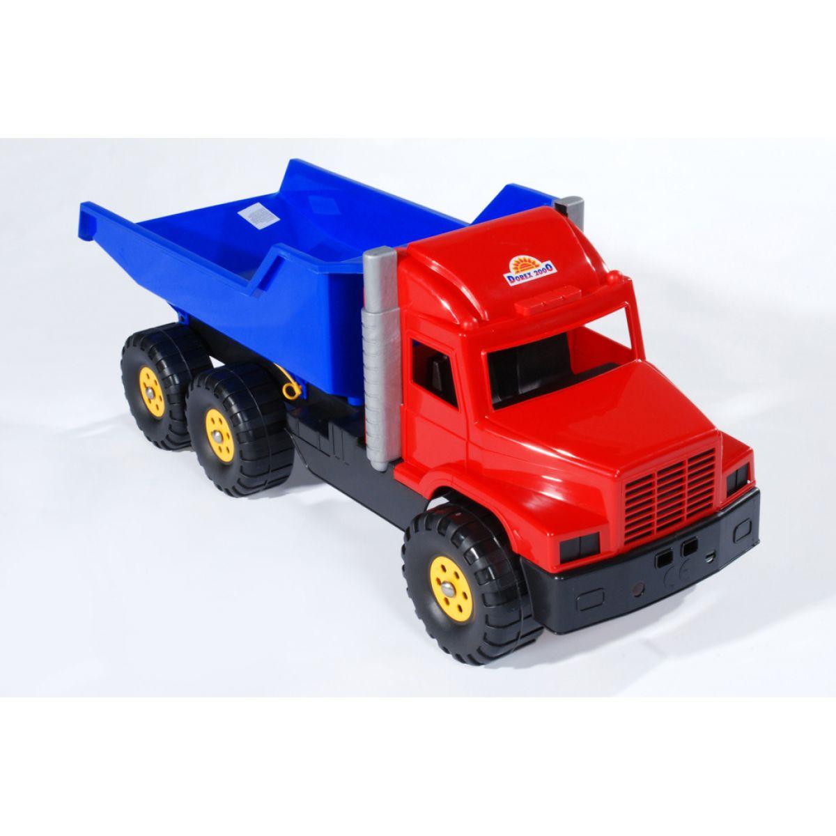 Auto na písek sklápěčka 76 cm