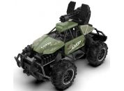 Auto RC buggy vojenské 35cm plast 2,4GHz