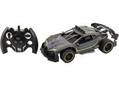 Auto RC Sport antracit 33cm 2,4GHz s dobíjecím packem