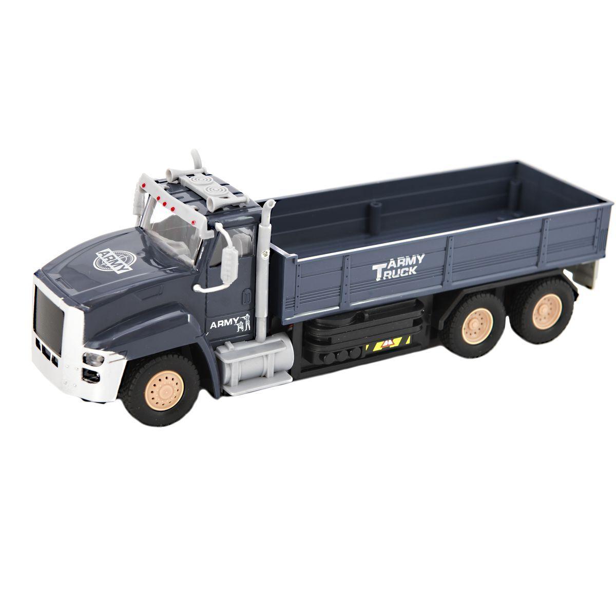 Auto RC vojenské nákladní 26cm