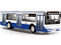 Rappa Autobus hlásící zastávky česky s funkčními dveřmi 28 cm