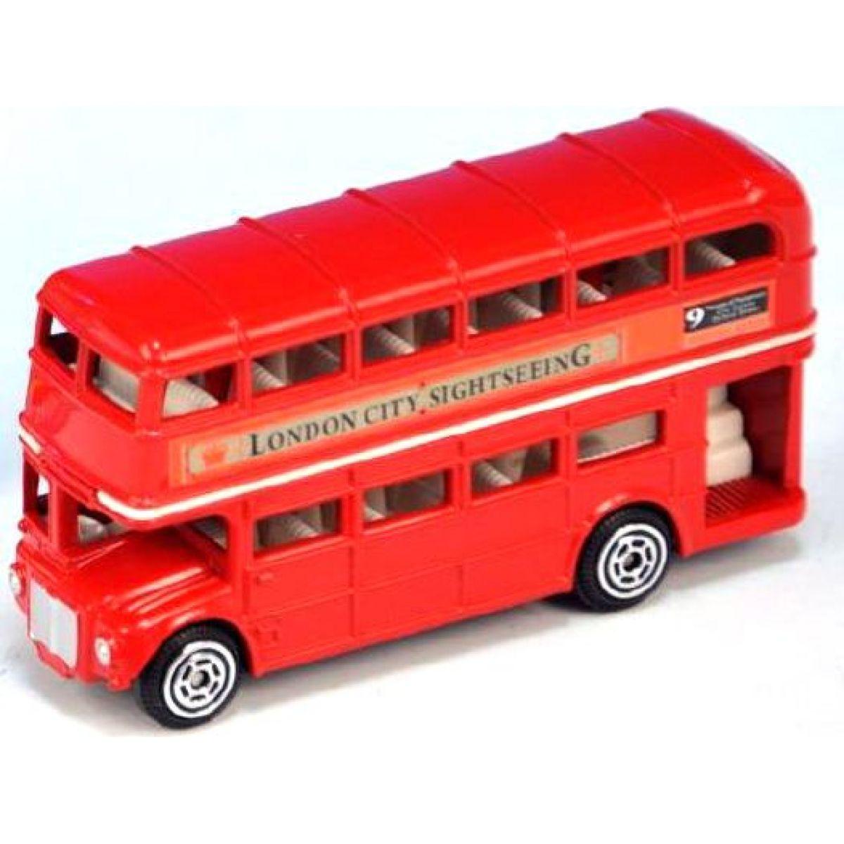 Autobus Londýn dvoupatrový