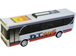 Autobus na dálkové ovládání 4 - kanál 27 MHz bílý