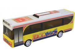 Autobus na dálkové ovládání 4 - kanál 27 MHz žlutý