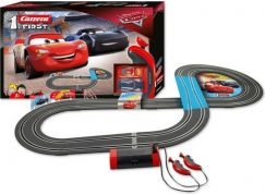 Autodráha Carrera First 63021 Disney Cars 3