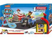 Autodráha Carrera FIRST 63031 PAW Patrol - Poškozený obal