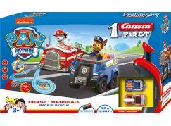 Autodráha Carrera FIRST 63032 PAW Patrol