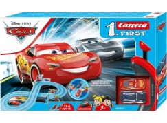 Autodráha Carrera First 63038 Cars Power Duell